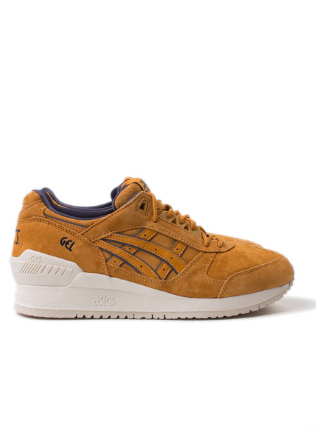 Men's ASICS Gel Respector Tan/Tan