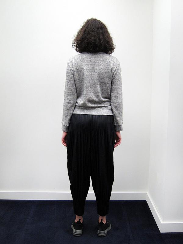 Issey Miyake Fluffy Pleat Pant