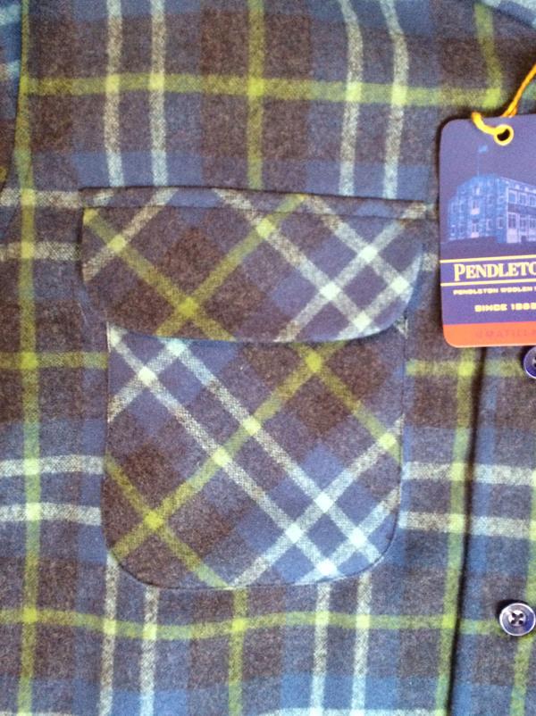 Men's Pendleton Original Board Shirt