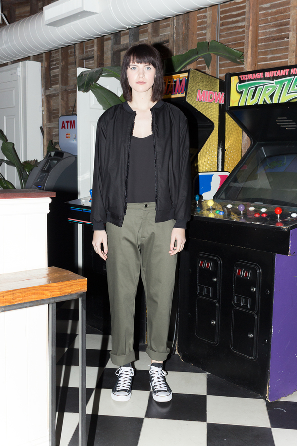 Bodega Thirteen LEE PANT OLIVE