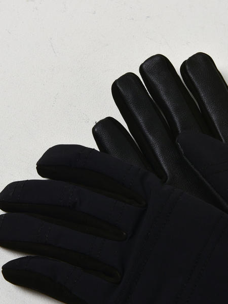 UGG M ALL WEATHER GLOVE - BLACK