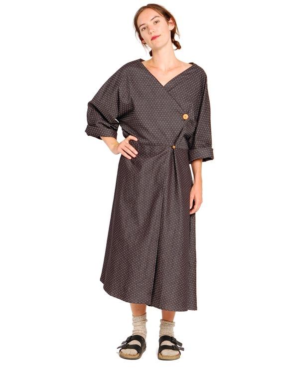 323 Katie Trench Dress