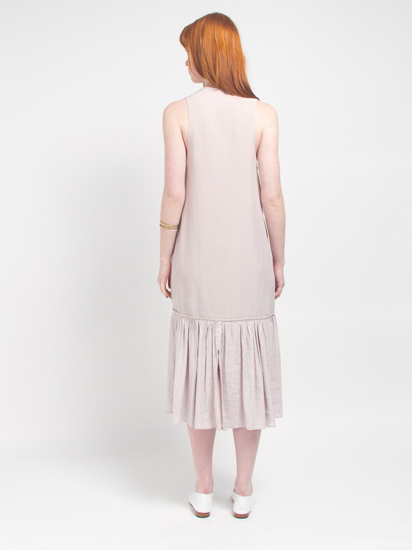 Howard Column Dress Lilac