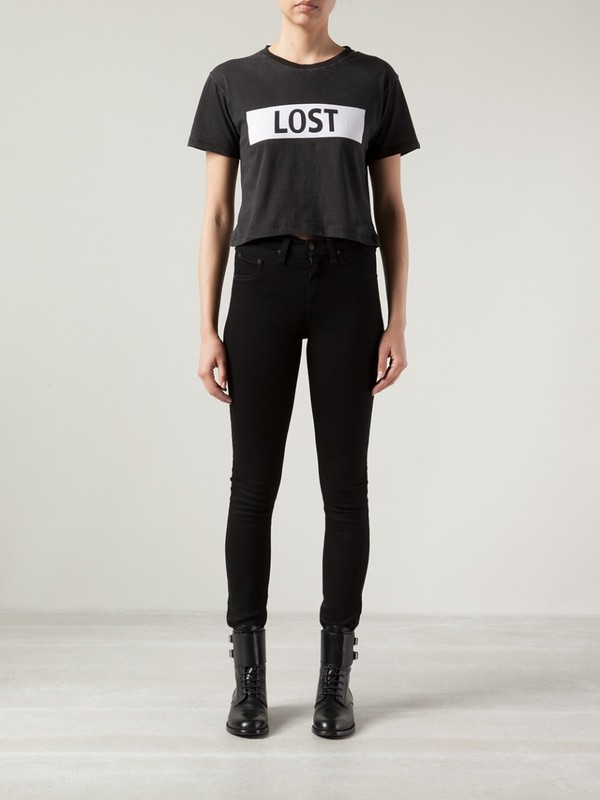 Religion Lost Control T-shirt