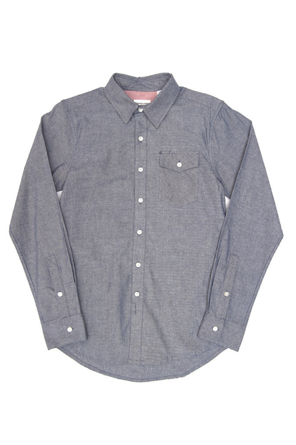 Men's Bridge & Burn Oxford Shirt