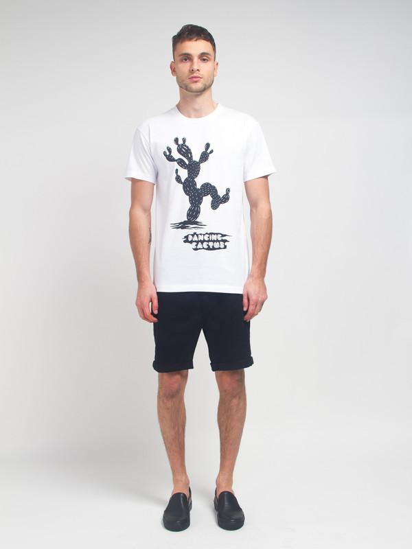 Men's Journal Taper Theo Shorts Black