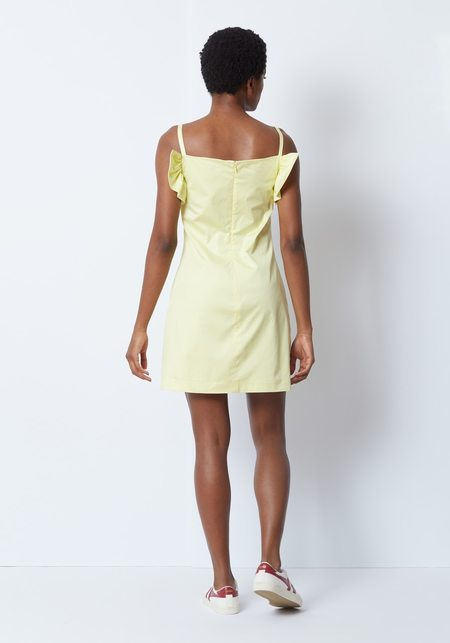 Staud Harbor Daffodil Harbor Dress