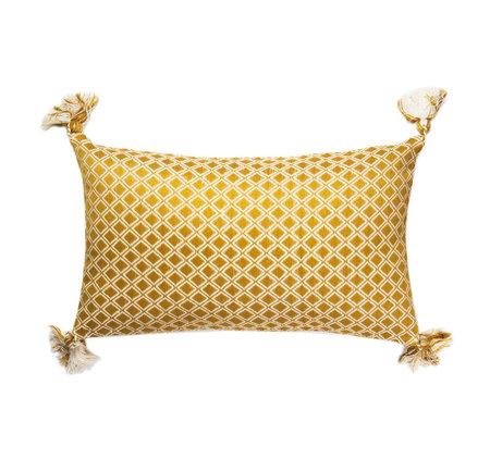 Archive New York Comalapa Pillow - Ochre
