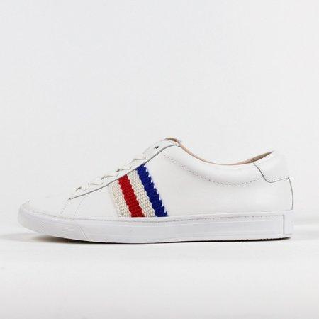Loeffler Randall Logan Sneaker - White