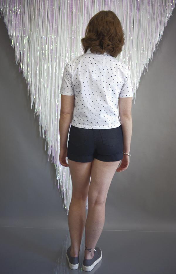 Native Youth Betty Shorts