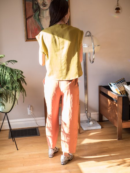 Eve Gravel Phenicie Pants - Terracotta