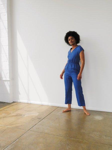 Neeko Aalegra Jumpsuit - Cobalt Bue