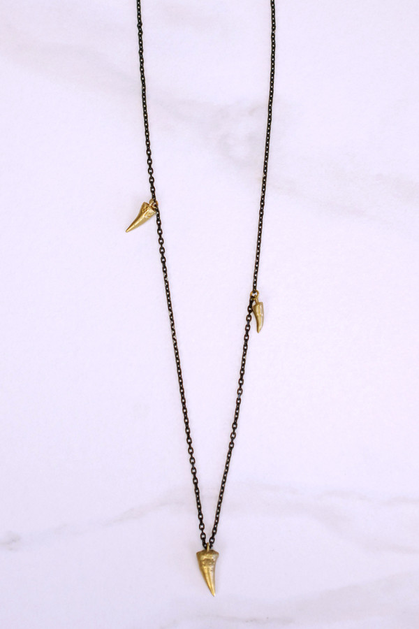 K/LLER COLLECTION Multi Stalactite Necklace