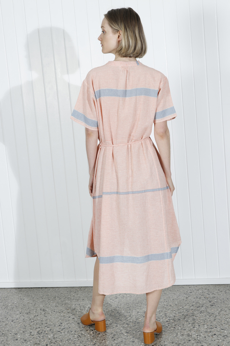 Apiece Apart Martine Shirt Dress