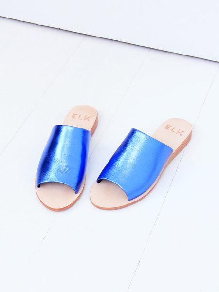 Elk Sark Slide - Lilla Blue
