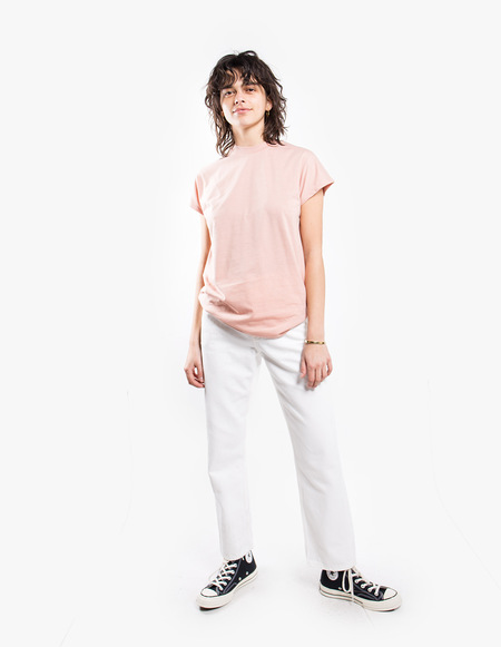 Won Hundred Proof Tee - Misty Pink