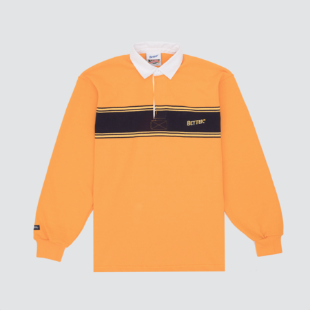 Better Stripped Rugby - Orange