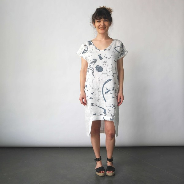 Jessalin Beutler Laysan Dress