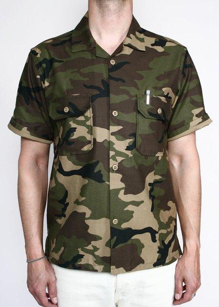 Rogue Territory Infantry Short Sleeve Shirt - Camo