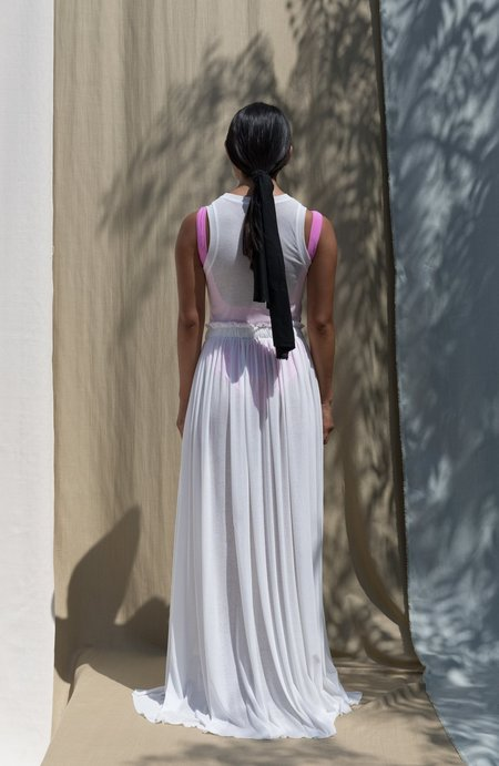 Pari Desai amalfi dress - white