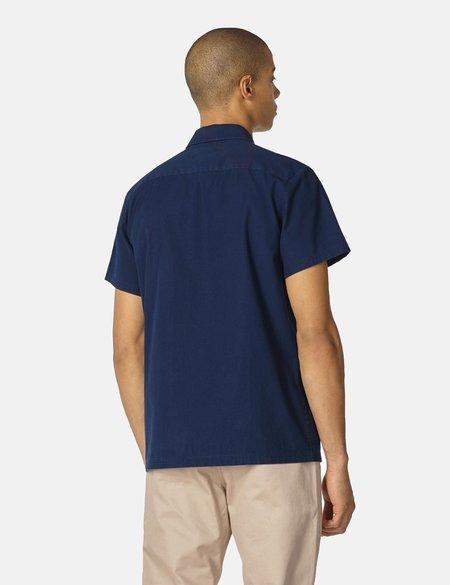 A.P.C. Midway Shirt - Navy Blue
