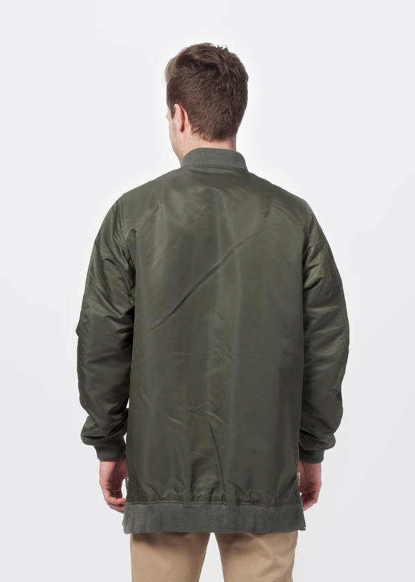 Men's NLST Oversized Flight Jacket