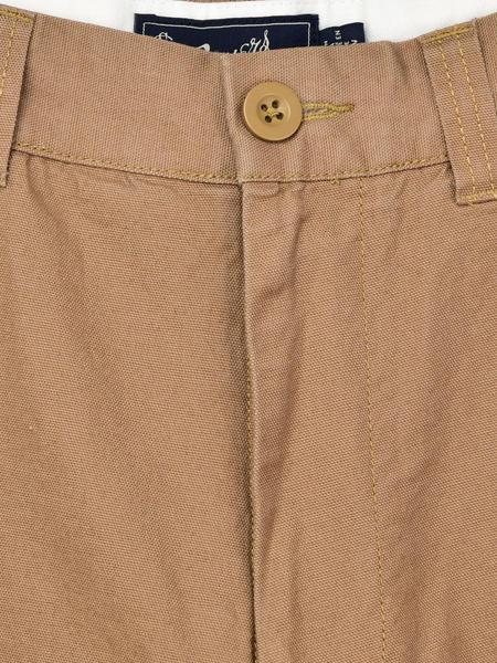 Grayers Newport Garment Dyed Canvas Shorts