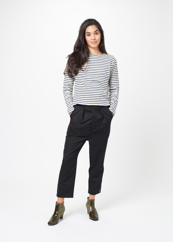 NLST Wool Relaxed Utility Pant
