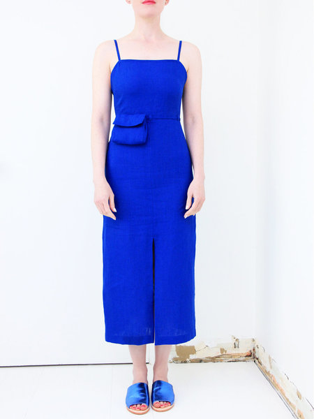 Paloma Wool Museo Dress - Intense Blue