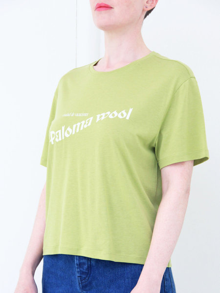 Paloma Wool Souvenir Paloma Wool Tee - Medium Green