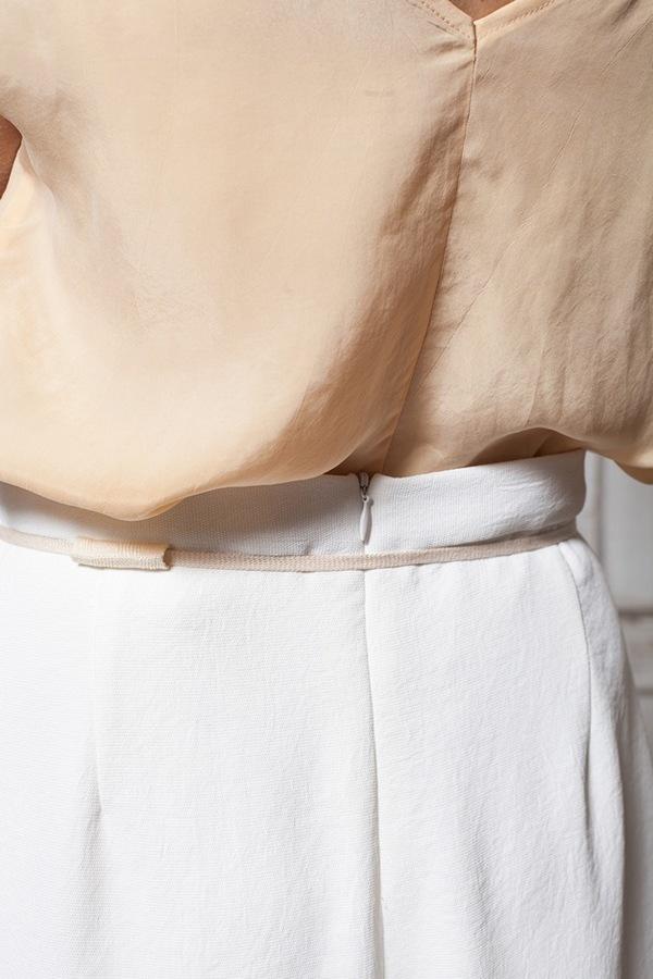 Rachel Comey Jerome Pant - white