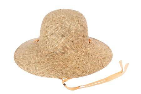 Clyde Koh Hat w/ Drawstring - Seagrass