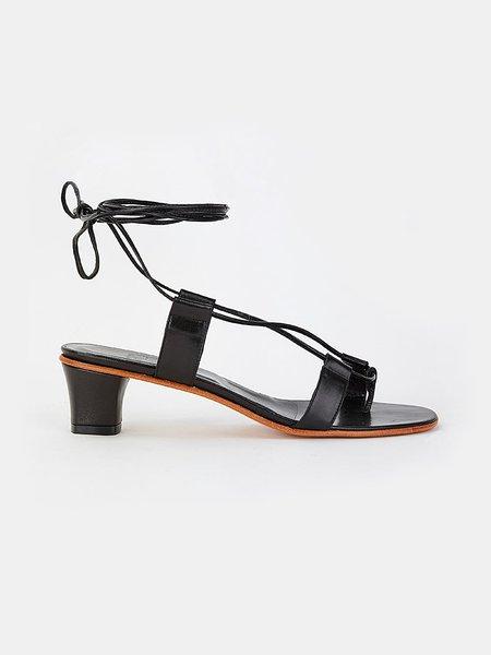 martiniano pavone sandal - black