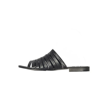 CARTEL Daniela Multi-Strap Sandal - Black