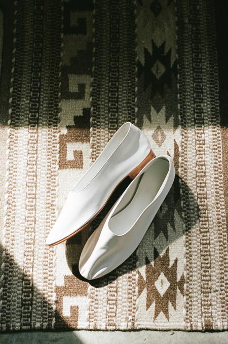 Martiniano Glove - White