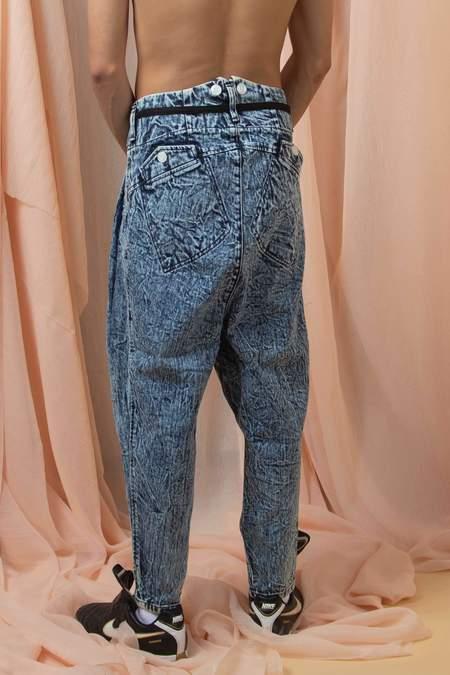 L'EQUIP Acid Denim M10 Trouser