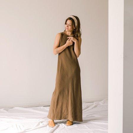 Ozma Judd Dress - Earth