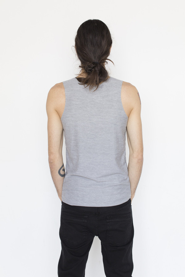 Assembly New York Cotton Terry Tank