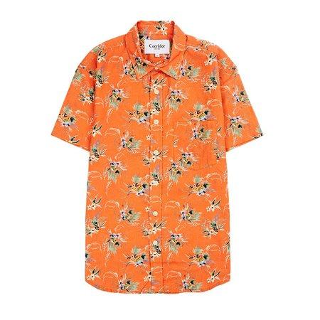 Corridor Tart Ruby Hawaiian Shirt