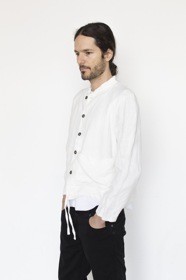 ZED Linen Catch All Jacket