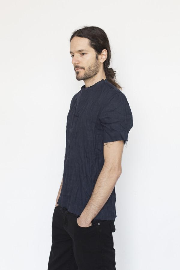 Matthew Miller Linen Chuck T-Shirt