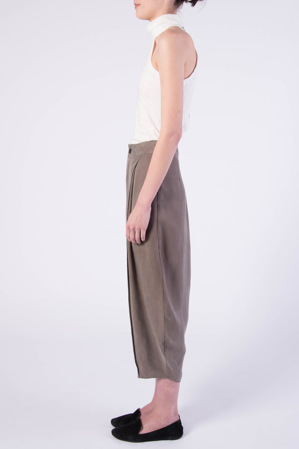 Portland Garment Factory Deep Pleat Pant