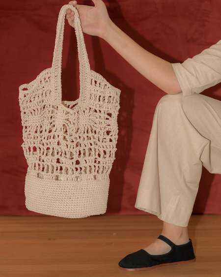Kordal crochet Bag