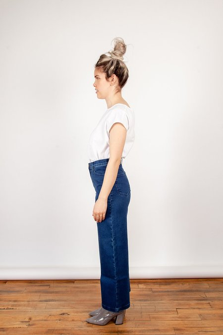 Iris Denim Edge of Seventeen Jeans - Blue