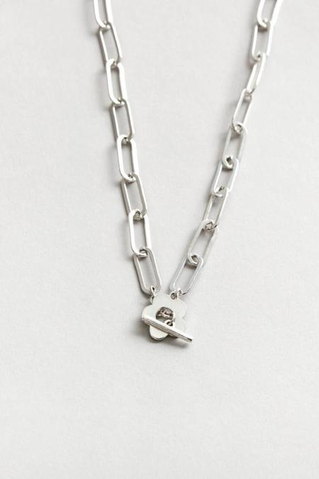 Wolf Circus Simone Necklace - Sterling Silver