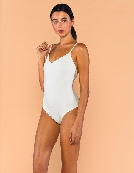 Fenntessa One Piece Swimsuit - Creme