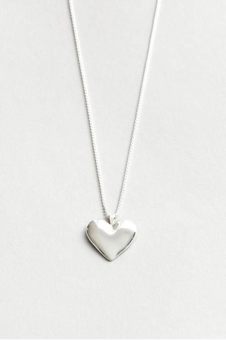 Wolf Circus Amourette Necklace - Sterling Silver