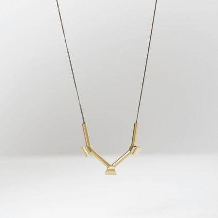 7115 by Szeki Fly Away Necklace