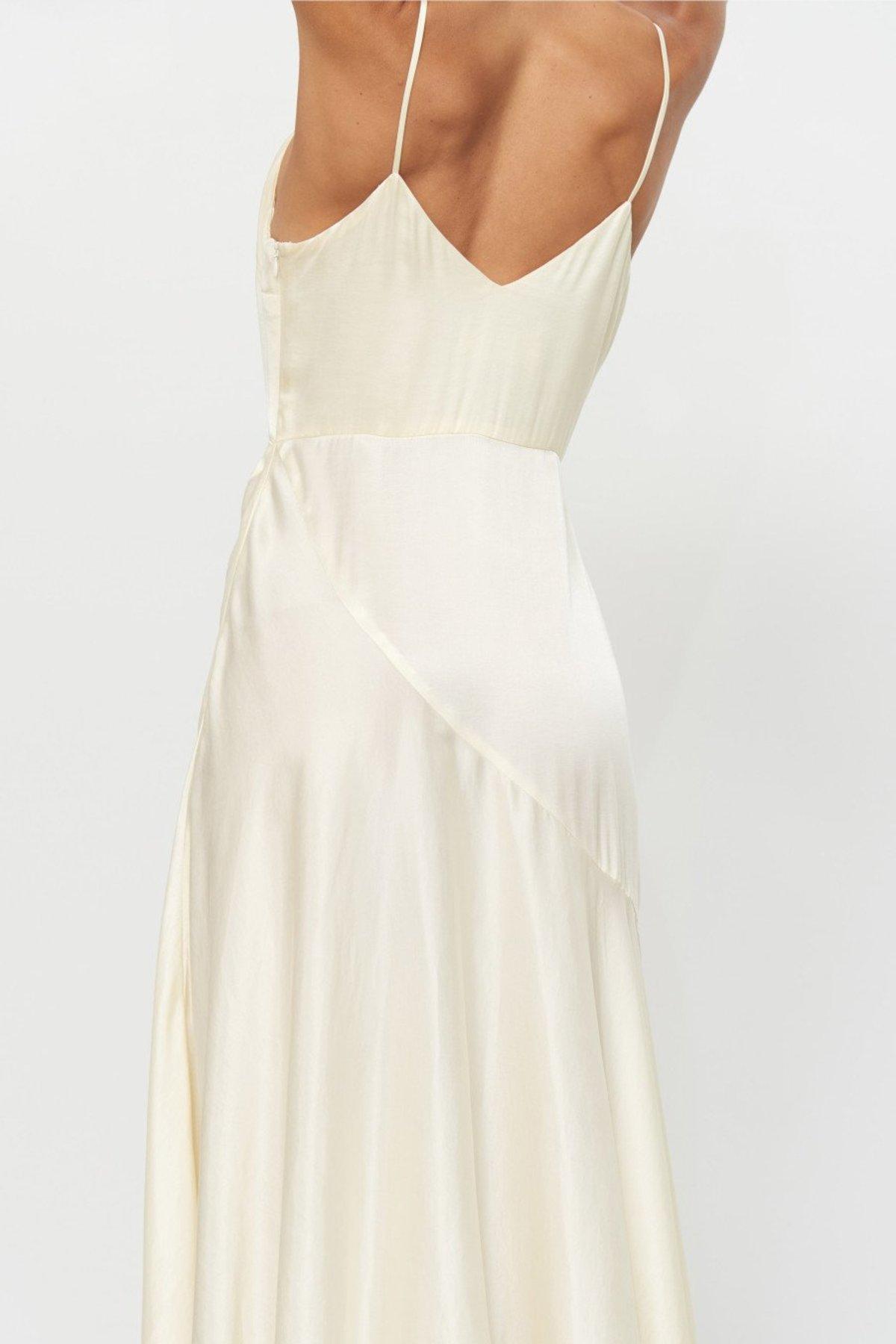 09bfe81f9452 Mara Hoffman Nina Dress - Cream   Garmentory