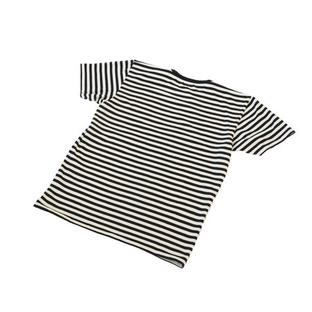 Knickerbocker Malibu Tee - Coal Stripe
